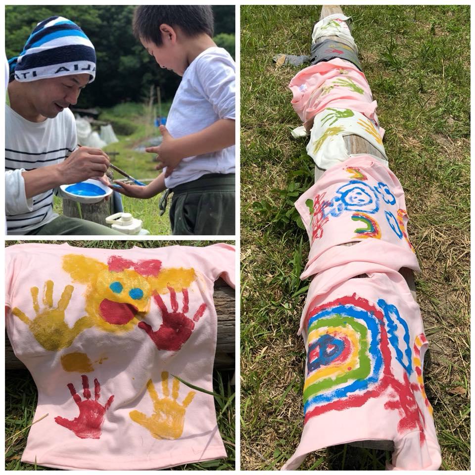 森の中の情熱学校2018年6月3日活動